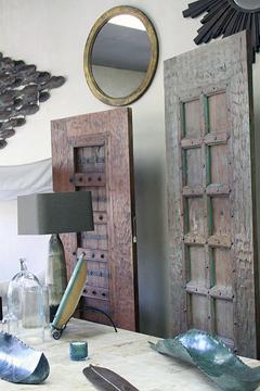 Antique Doors at Casa Paulina in San Jose del Cabo