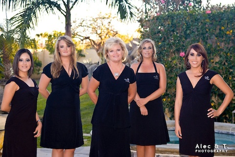Baja Weddings Staff