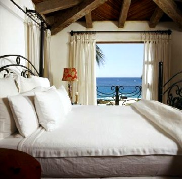 Cabo dream home bedroom