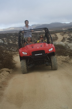 ATV Tour in Cabo