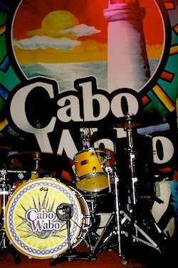 Cabo Wabo- Live Music in Cabo