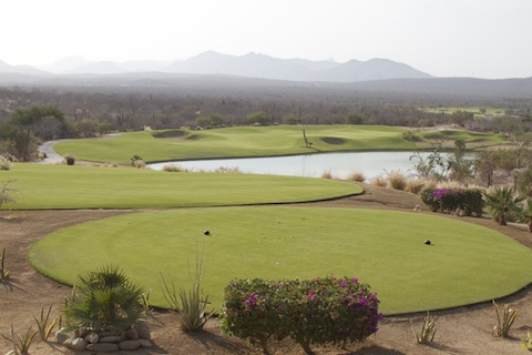 Club Campestere Golf Course in Cabo