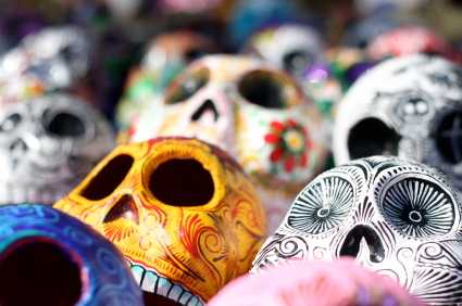 Day of the Dead in Cabo.