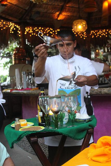 Edith's Restaurant in Cabo San Lucas