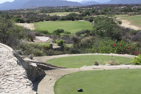Golf is one of the more popular things to do in Cabo San Lucas