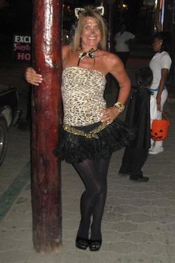Halloween in Cabo San Lucas
