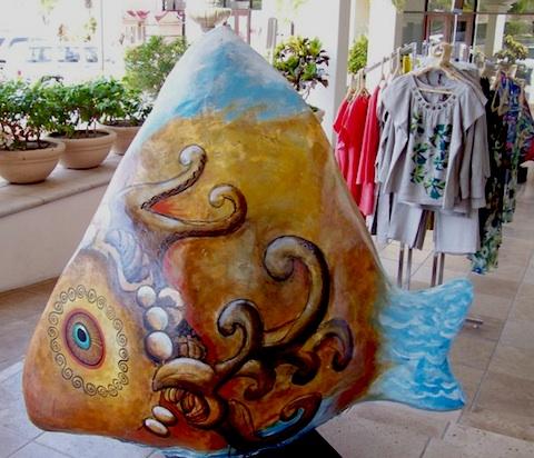La Ceiba Furniture - Cabo Fish Parade 2011