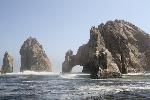 Lands End and El Arco in Cabo San Lucas Mexico