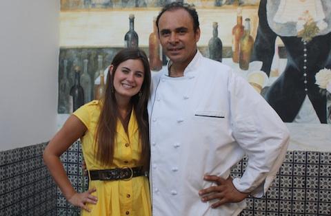 Pablo Velez of El Matador and All About Cabo's Cara Gourley