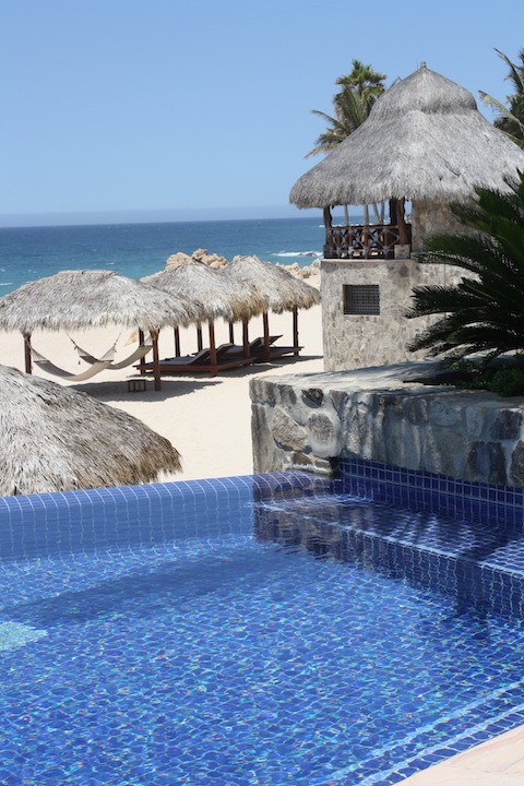 Private pool at the One&Only Palmilla