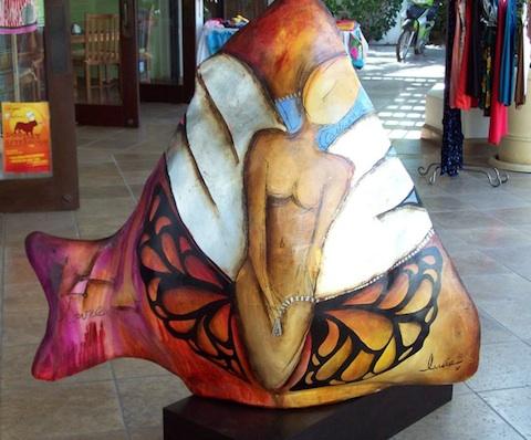 Peptia Haut Couture - Cabo Fish Parade 2011