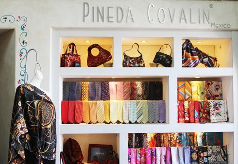 Pineda Covalin corner in Casa Vieja
