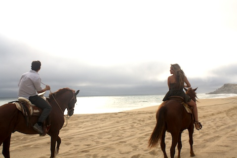 Beach in Cabo