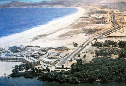 Presidente Hotel in San Jose del Cabo 1981