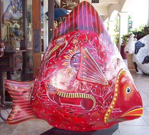 Sol Dorado Gallery - Cabo Fish Parade 2011