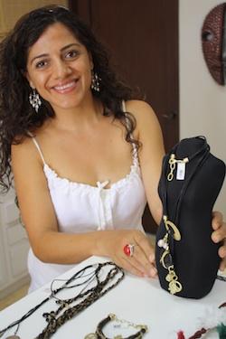 Susana Bueno of SAX Jewels in San Jose del Cabo