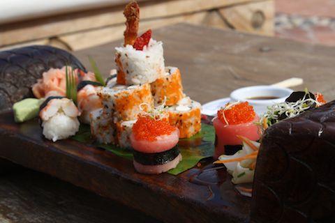 Nikki Beach Sushi