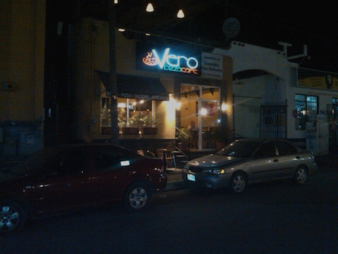 Veros Pizza in Cabo San Lucas