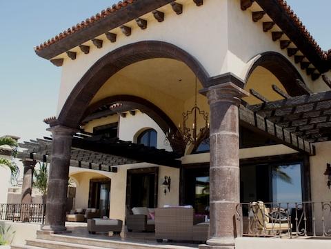 Villa de Los Suenos is a Luxury Villa in Pedregal in Cabo San Lucas Mexico