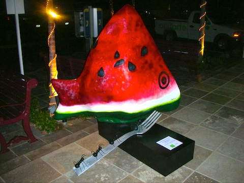 Watermelon Fish - Cabo Fish Parade 2011