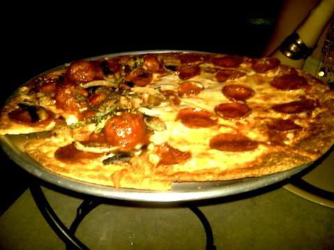 Wicked Pizza in Cabo San Lucas