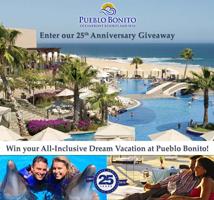 Win an All inclusive Vacation at Pueblo Bonito