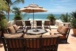 A beach front Cabo villa