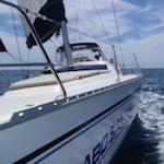 Cabo Sailing offers private sailing yacht charters