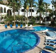 Hotel Mar de Cortez in downtown Cabo San Lucas