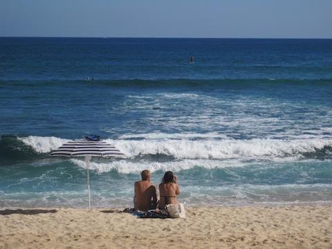 Playa Acapulquito in Los Cabos