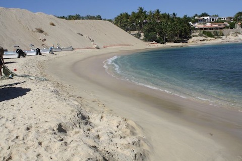 Playa Palmilla is one of the best beaches in Cabo