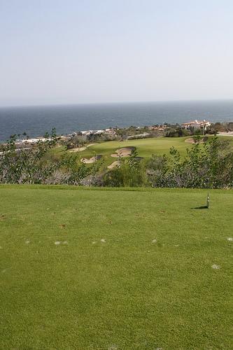 Puerto Los Cabos Golf Course in Cabo